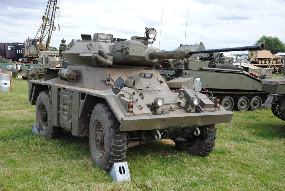 Alvis Fighting Vehicle Society