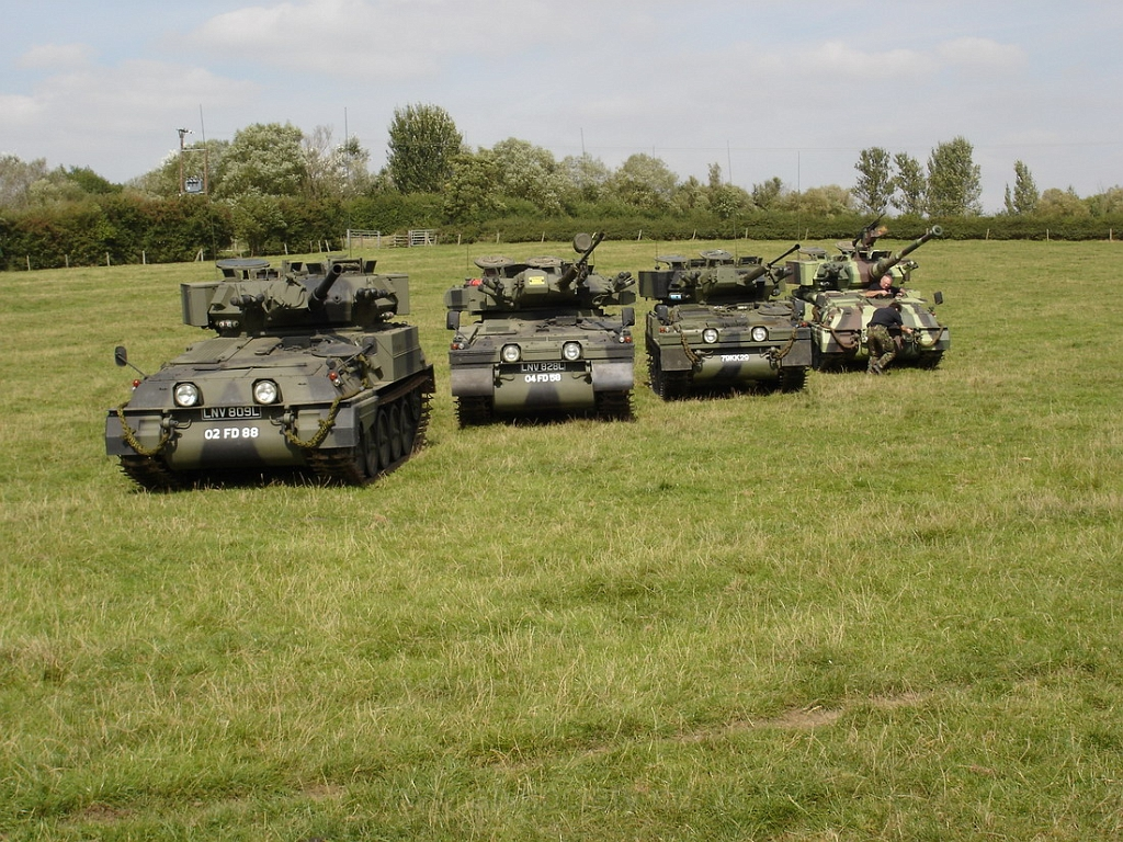 About Us - The Alvis Fighting Vehicle Society (AFV Society)