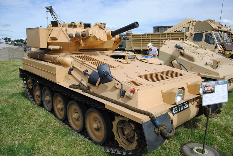 CVR(T) Vehicles For Sale