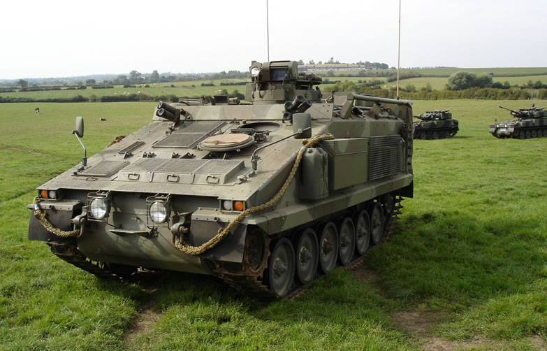 Stormer & CVR(T) Vehicles For Sale | The Alvis Fighting