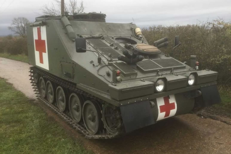 Stormer & CVR(T) Vehicles For Sale | The Alvis Fighting