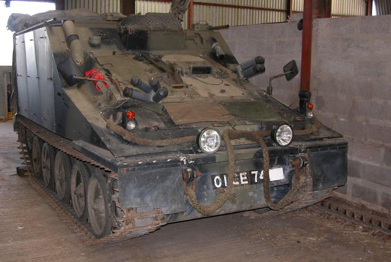 Stormer & CVR(T) Vehicles For Sale | The Alvis Fighting Vehicle Society